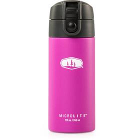 GSI Microlite 350 Flip Vacuüm Fles, roze